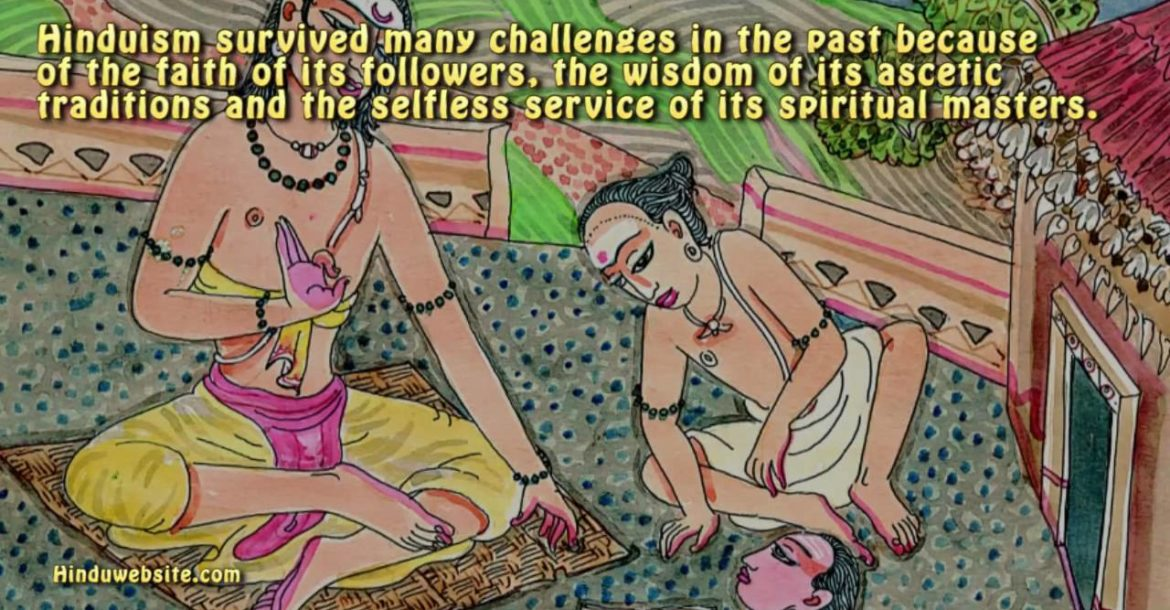 Karmayoga In The Service Of Hinduism