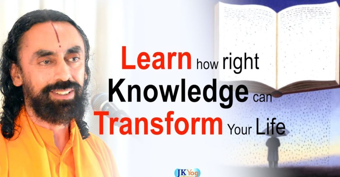 LEARN How Right Knowledge can Transform your Life | Swami Mukundananda