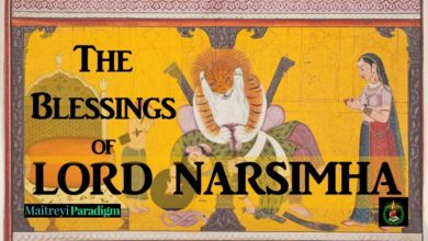 Lord Narsimha and the amazing blessings we can receive (Hindu Deities: God & Goddesses)
