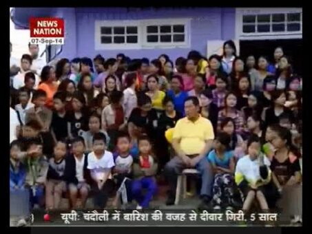 Meet world's biggest family in Mizoram
