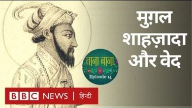 Mughal prince Dara Shikoh और Hindu Religion: Taana Baana Episode 14 with Saeed Naqvi (BBC Hindi)