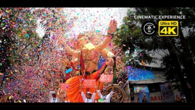 Mumbai Cha Samrat Aagman 2019 - Ganesh Chaturthi 2019 - Khetwadi 6th Lane Aagman Sohala 2019