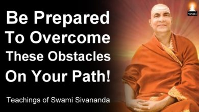 Never Let These Obstacles Stop You from Seeking the Ultimate Truth!