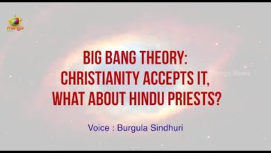 Pope Francis comments about Big Bang Theory, contradicts Hindu beliefs