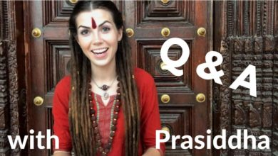 Q&A: WHAT MY FAMILY THINKS ABOUT MY LIFE IN INDIA, WHY I'M HINDU, MY MARRIAGE, THIRD EYE OPENING