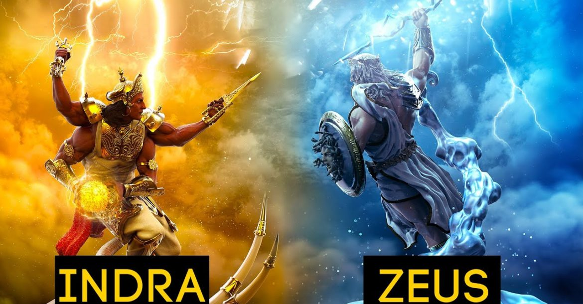 Strange Similarities Between Hindu And Greek Mythology
