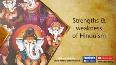 Strengths and weakness of Hinduism