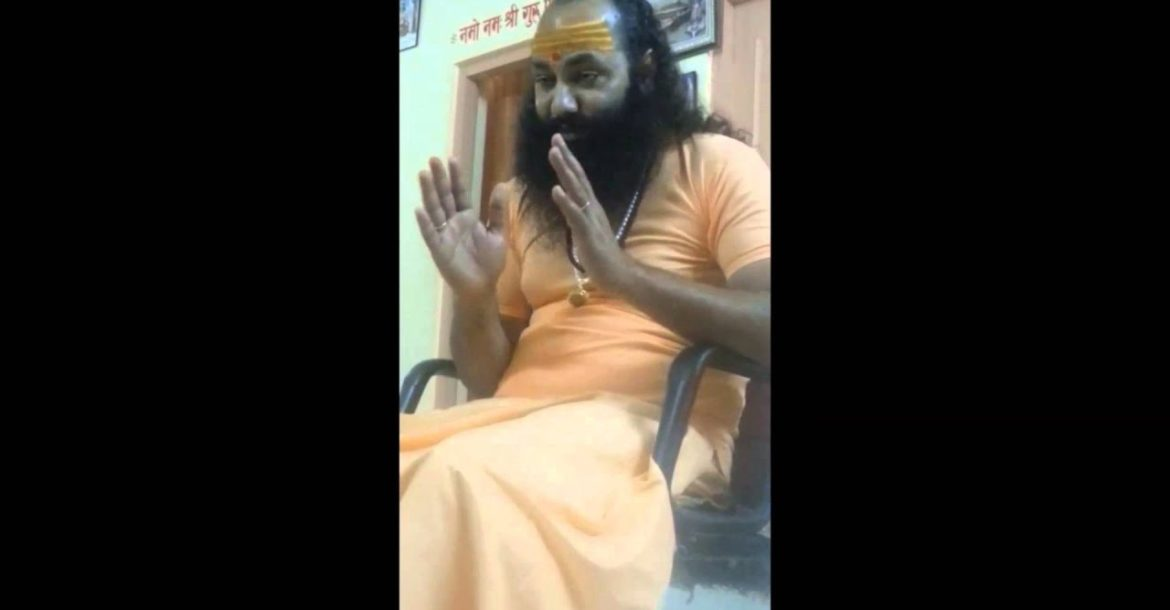 Talk in Hindi by Swami SIdheshwaranand of Salasar on Hindu religion - Dr Narotam Dewan