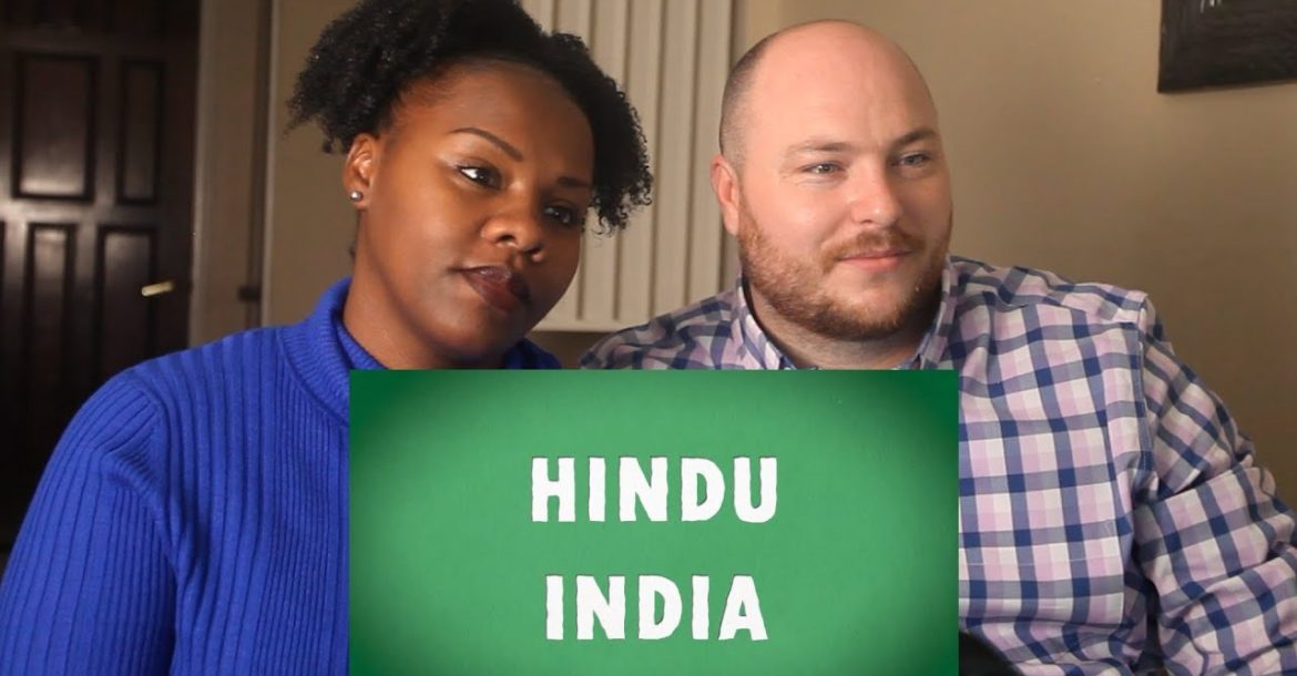 What Is Hinduism? |Cogito |REACTION #india
