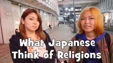 What Japanese Think of Religions (Interview)