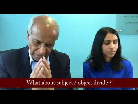 What about subject and object divide? | Jay Lakhani | Hindu Academy