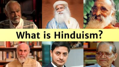 What is Hinduism? Find out from great Scholars and Gurus.