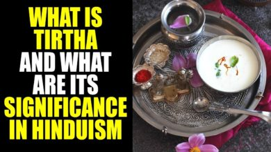 What is Tirtha ? and What are its significance in Hinduism | Artha - Amazing Facts
