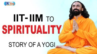 Why Swamiji Chose Spirituality after his IIT, IIM Graduation? | Q/A with Swami Mukundananda at IIM