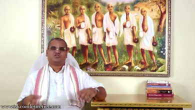Why in Hinduism there is division based on Caste? (Telugu) by Vedanta Chaitanya Prabhu