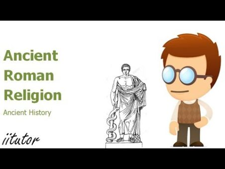 √ Ancient Roman religion, temples and gods | Ancient History