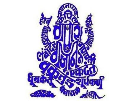108 Names of Ganesha with meaning
