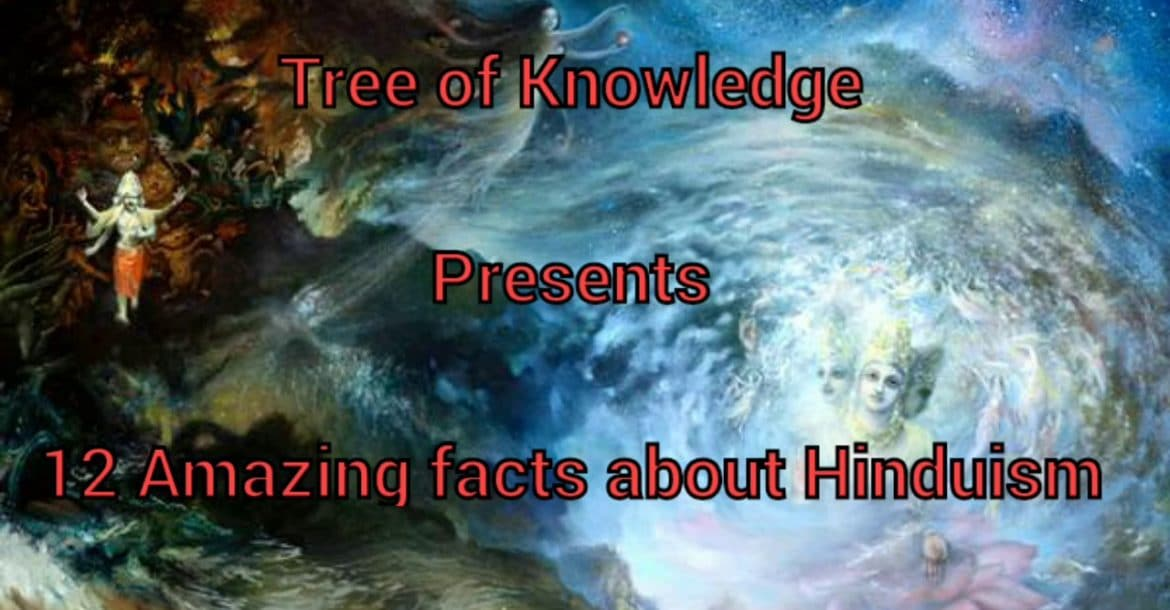 12 incredibly amazing facts about Hinduism *warning*