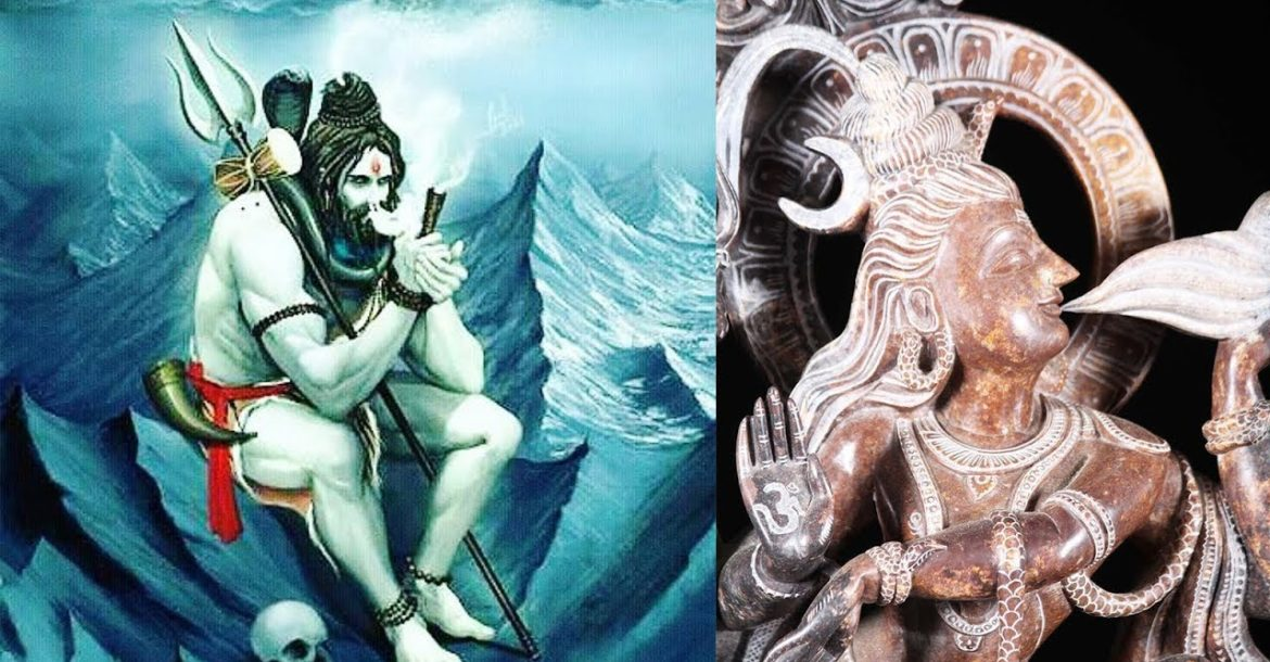 Why Does Lord Shiva Smoke Weed and Drink Alcohol? || With scientific analysis ||