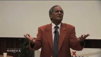 Challenging paradigm of Materialism | TEDxWarwick talk by Jay Lakhani of Hindu Academy London