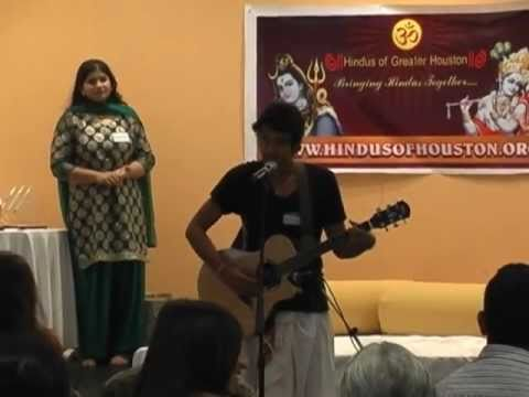 Community Celebrates Hinduism Youth and Indian Culture