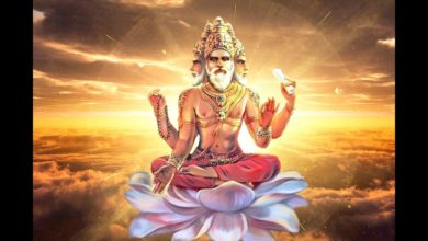 Creation in the Vedic/ Hindu tradition