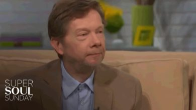 Eckhart Tolle's Definition of God | SuperSoul Sunday | Oprah Winfrey Network