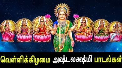 Friday Special Ashta Lakshmi Songs | Ashta Lakshmi Padal | Best Tamil Devotional Song | Tamil Songs