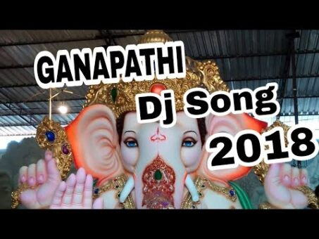 GANAPATHI DJ SONG 2018//2018 LATEST DJ SONGS OF LORD GANESHA
