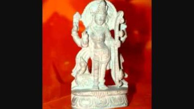 Hindu Goddess Saraswati Hand Carved Stone Statues