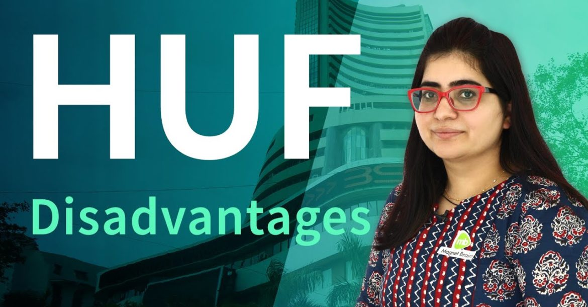 Hindu Undivided Family (HUF) - Disadvantages   Forms of Business Organisation   Business Studies