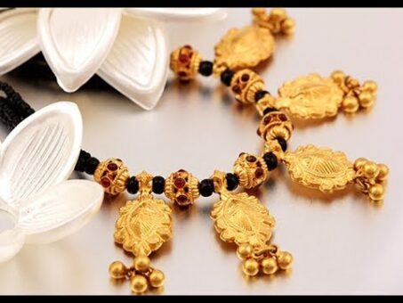 Hindu & Maharashtrian Gold Mangalsutra Designs Latest Collections