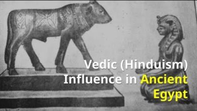 Hinduism (Vedic Tradition) in Ancient Egypt - 1st Pyramid built by Ayyappa (Imhotep)