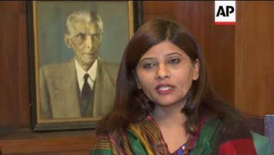 Historic first as Hindu woman is elected to Pakistan's senate