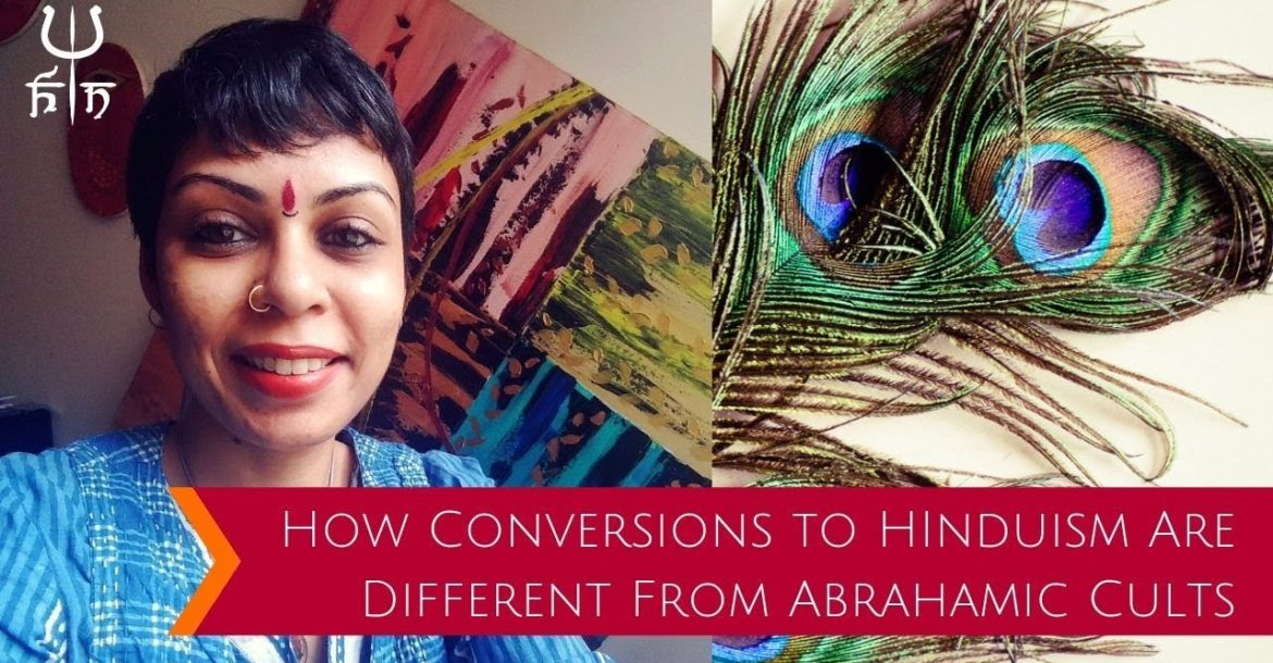 How Conversions to Hinduism Are Different From Abrahamic Cults | Hinduism News