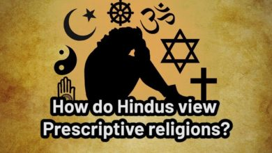 How do Hindus view Prescriptive religions? | Jay Lakhani | Hindu Academy