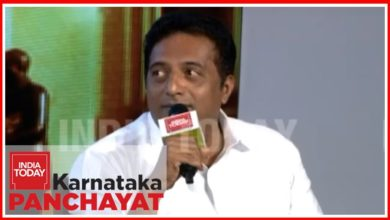 I Am Branded As Anti-Hindu, Communist For Criticising BJP : Prakash Raj At Karnataka Panchayat