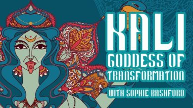 Kali - Goddess of Transformation | Sophie Bashford | You Are a Goddess