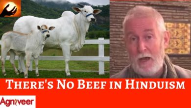 Myth of Holy Cow and Beef in Hinduism