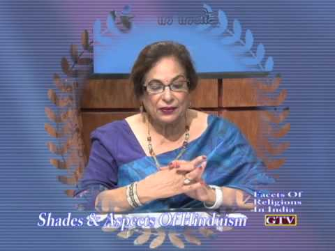 PROF C AUG 3 13      SHADES & ASPECTS OF HINDUISM