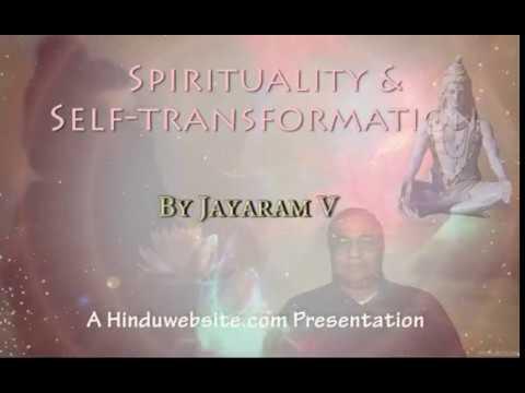 Purification & Transformation in Hindu Spiritual Practice