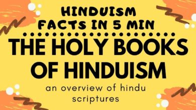 The Holy Books of Hinduism | Hinduism Facts