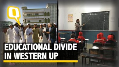 The Quint: RSS School's Hindu Values & a Madarsa's Discipline in Western UP