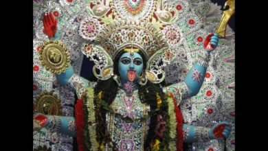WOMAN POSSESSED BY HINDU GODDESS KALI IN NEAR DEATH EXPERIENCE