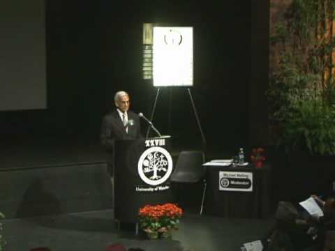 WRC-2008: Introduction to Hinduism; 28th World Religions Conference: [Theme: Founders of Religion  Model For Humanity]  Video-10