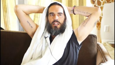 Why I Believe In God...   Russell Brand