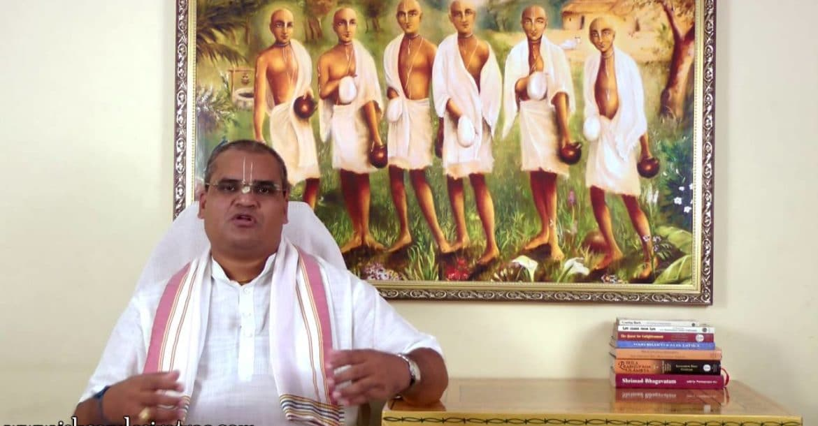 Why in Hinduism there is division based on Caste? Vedanta Chaitanya Prabhu