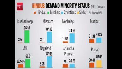 Will Hindus be declared minorities in these 8 states?