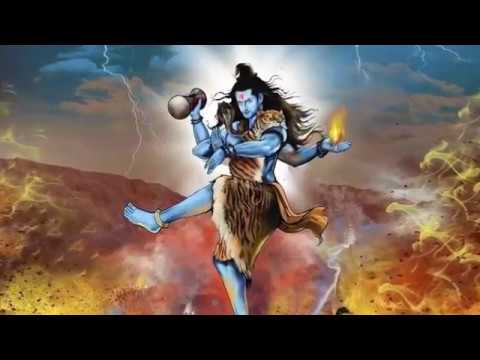 lord shiva in rudra avatar wallpapers for mobile hd