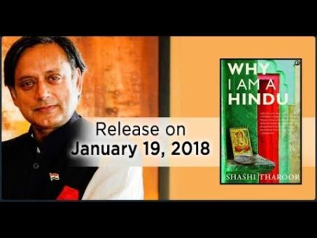 """""""Why I Am A Hindu"""" Shashi Tharoor's Exclusive Interview with Rajdeep Sardesai"""